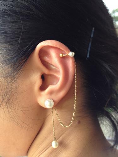 mother earcuff
